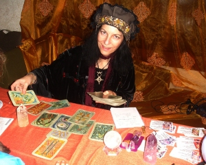 Tara Greene # 1 Tarot Reader Psychic Entertainment