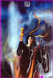Tara Greene's intuitive energies will set the Night on Fire