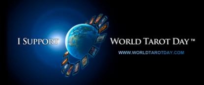 Tara Greene World Tarot Day