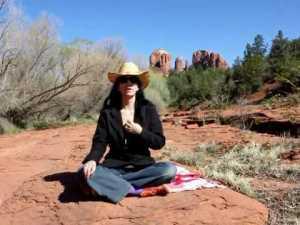 Toronto Psychic Tara Greene in Sedona Arizona