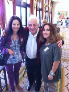 Stuart Wilde, Tara Greene and friend LAs Vegas