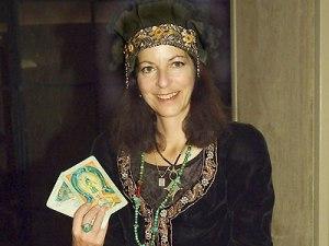 Tarot reader Tara Greene Toronto