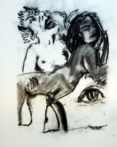 erotic art Napoleon Brousseau u