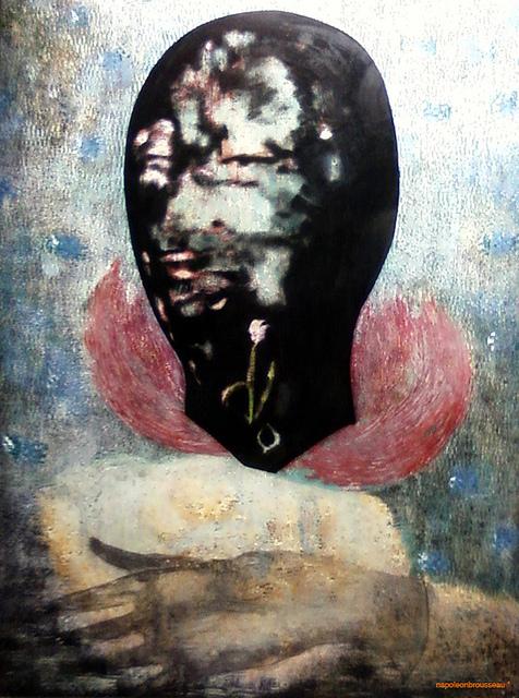 Mr. Bitumen Napoleon Brousseau Art Tara Greene