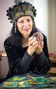 Tara Greene, Psychic, Astrologer, Tarot Reader, Authentic entertainer at events