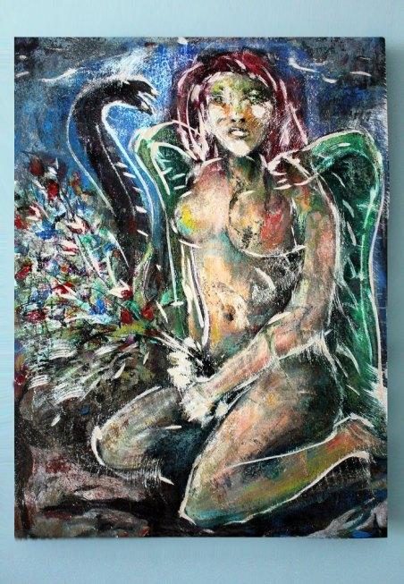Lilith original woman Art Napoleon Brousseau