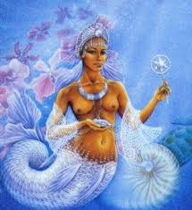 Orisha Yemaya Mermaids Astrology Tara Greene