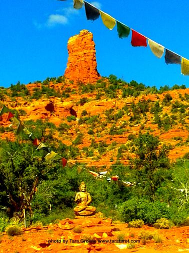 Buddhist Sedona tara Greene