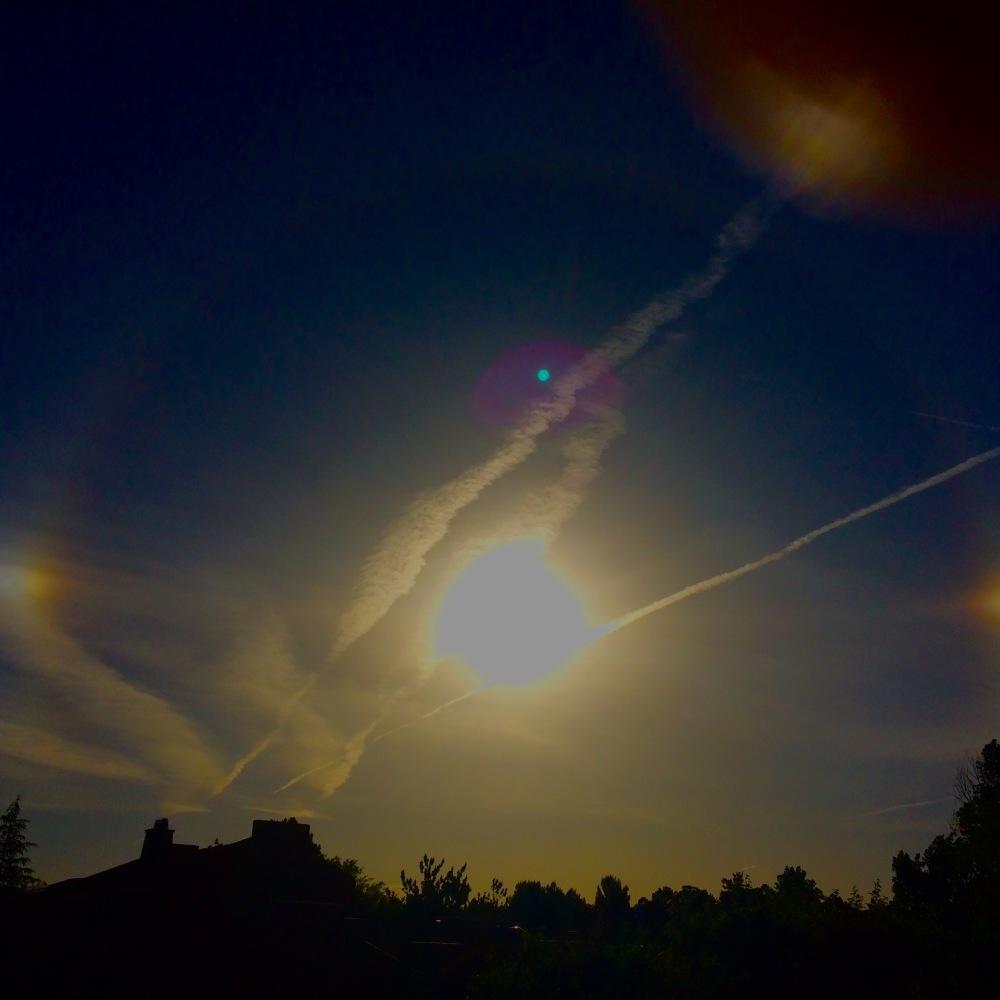 WHIRLING RAINBOW, SUN DOG sEDONA, Tara Greene