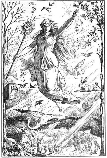 Ostara Unknown author / Public domain