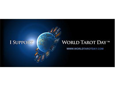 World Tarot Day May 25, 2017 Tara Greene