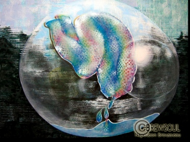 pisces rebirth art Tara Greene Napoleon Brousseau