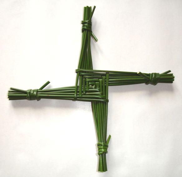 Saint Brigid's Cross Wikimedia commons