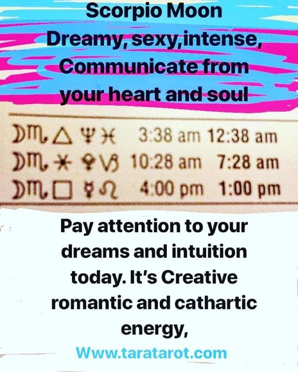 July 21 astrology and Tarot Tara Greene