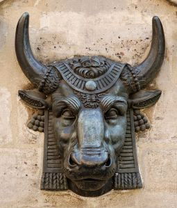 Taurus Bull Head Astrology Marie-Lan Nguyen / Wikimedia Commons (Public Domain) Tara Greene