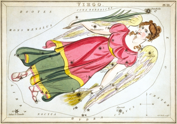 Virgo Constellation Astrology