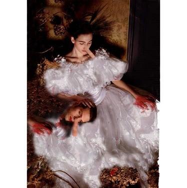 digital photo bride and groom Napoleon Brousseau