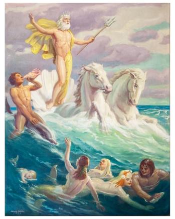 Neptune, Astrology, Gods, Tara Greene