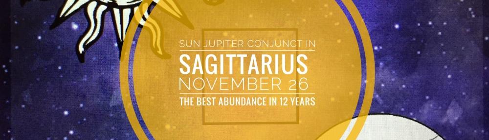 Sun Jupiter conjunction tara Greene