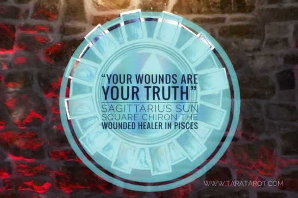 Galactic Center, wounds, astrology Tara Greene