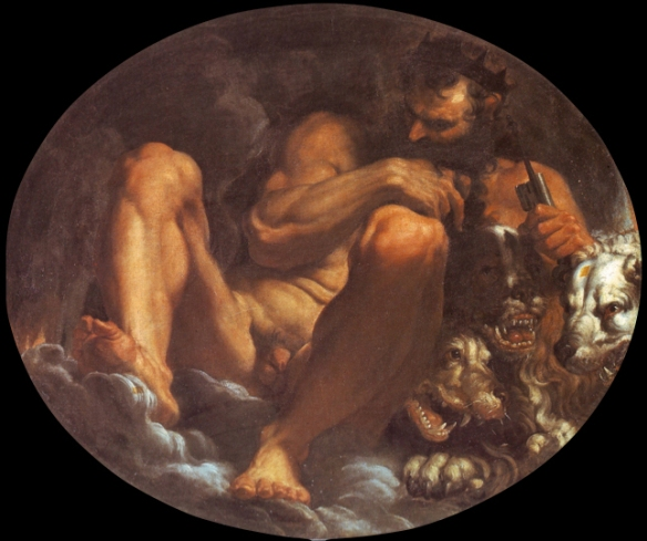 Pluto Agostino Caracci Pluto 1592. tara Greene astrology