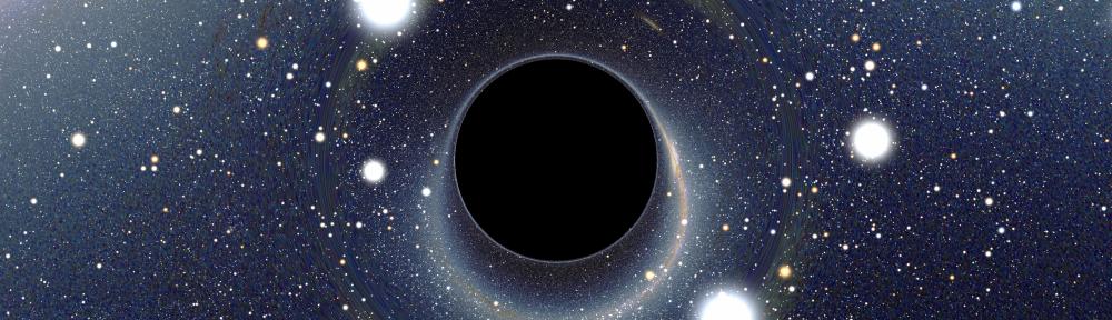 Galactic Center black hole Alain r creative commons
