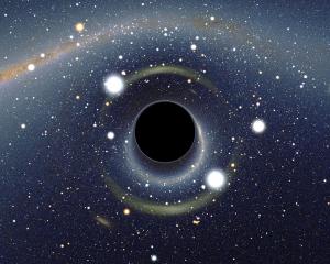 Black Hole creative commons astronomy astrology