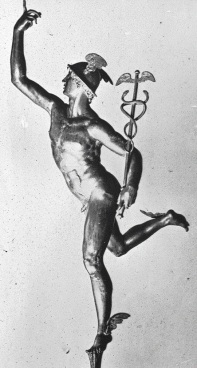 Mercury. Hermes, Thoth, Wednesday Astrology Tara Greene