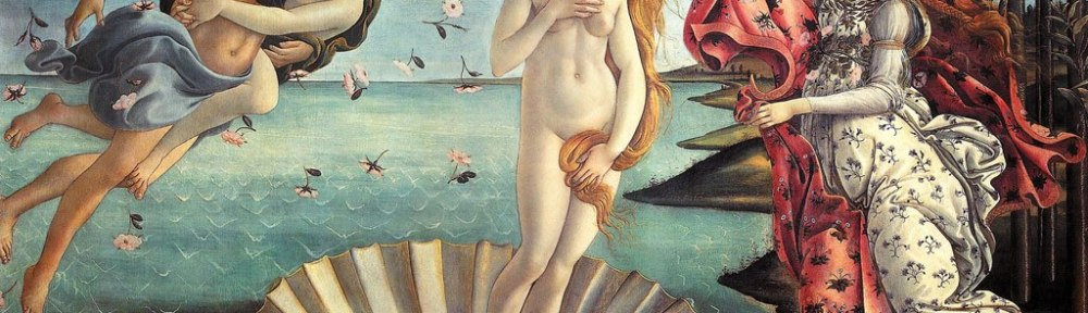 Venus 1024px-Birth_of_VenusSandro Botticelli [Public domain]