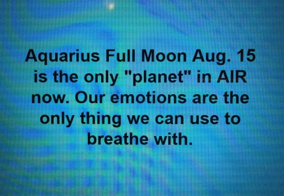 Aquarius Full Moon wisdom