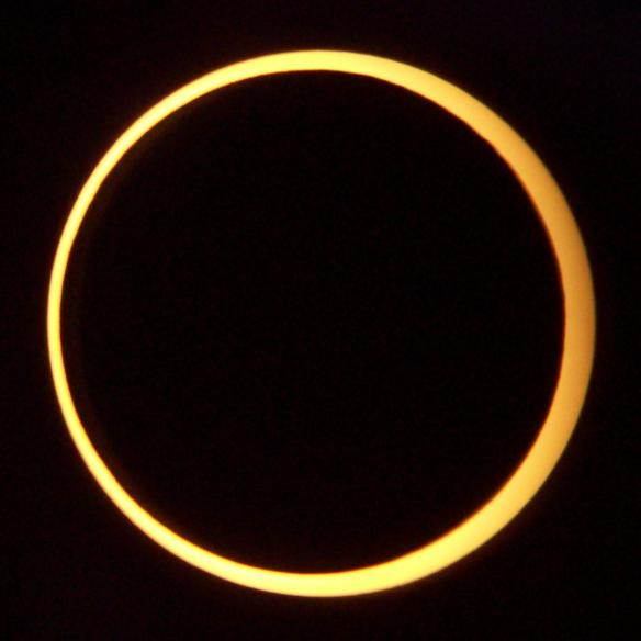 Annular Eclipse