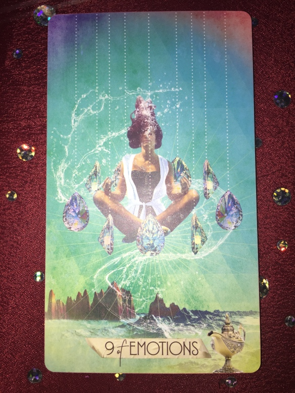 9 of Emotions The Muse Tarot