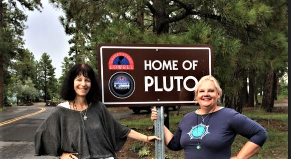 Lowell Observatory Flagstaff Arizona Pluto's discovery place
