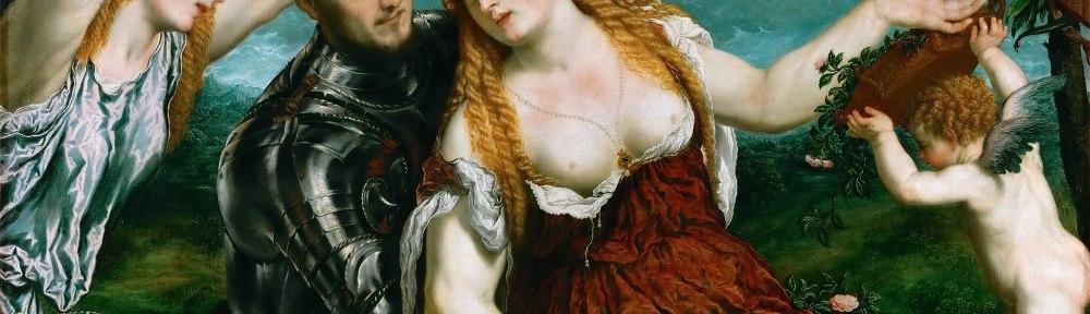 Paris Bordone / Public domain, Venus in Gemini illustration