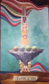 magician #1 The Muse Tarot