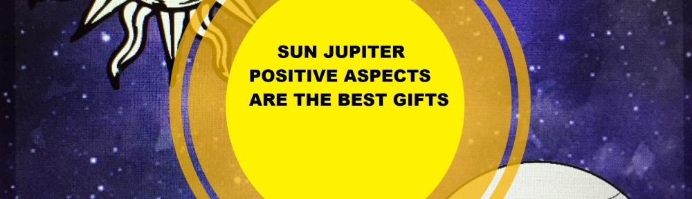sun-jupiter-positive aspects