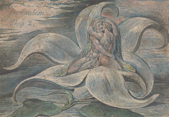 William Blake, Public domain, via Wikimedia Commons
