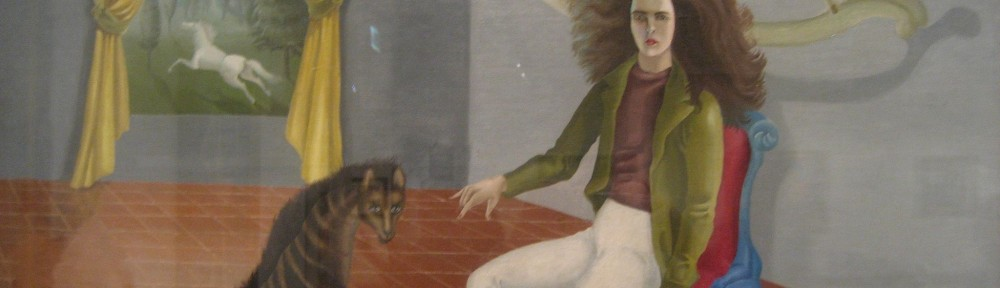 Leonora Carrington Self=Portraot