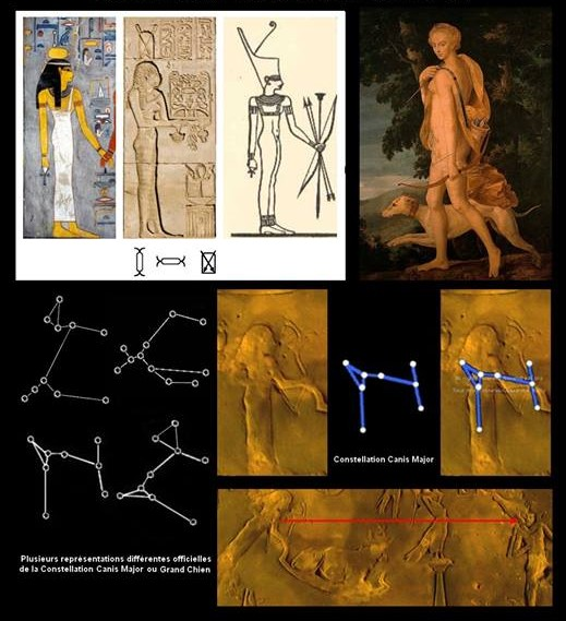 """Sirius the brightest star is Goddess ISIS/Sothis/Demeter/Ceres Great Mother rises with the SUn at 8:8 """"Lions Gate"""""""